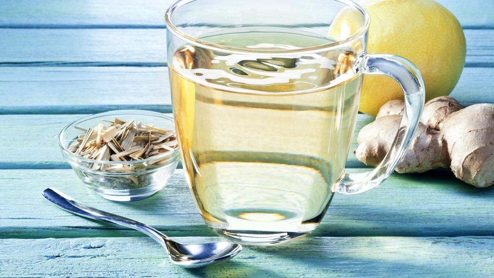 Jak připravit zázvorový čaj