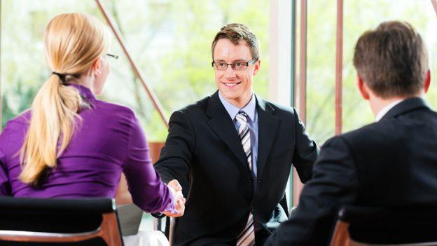 Jak se chovat na pohovoru