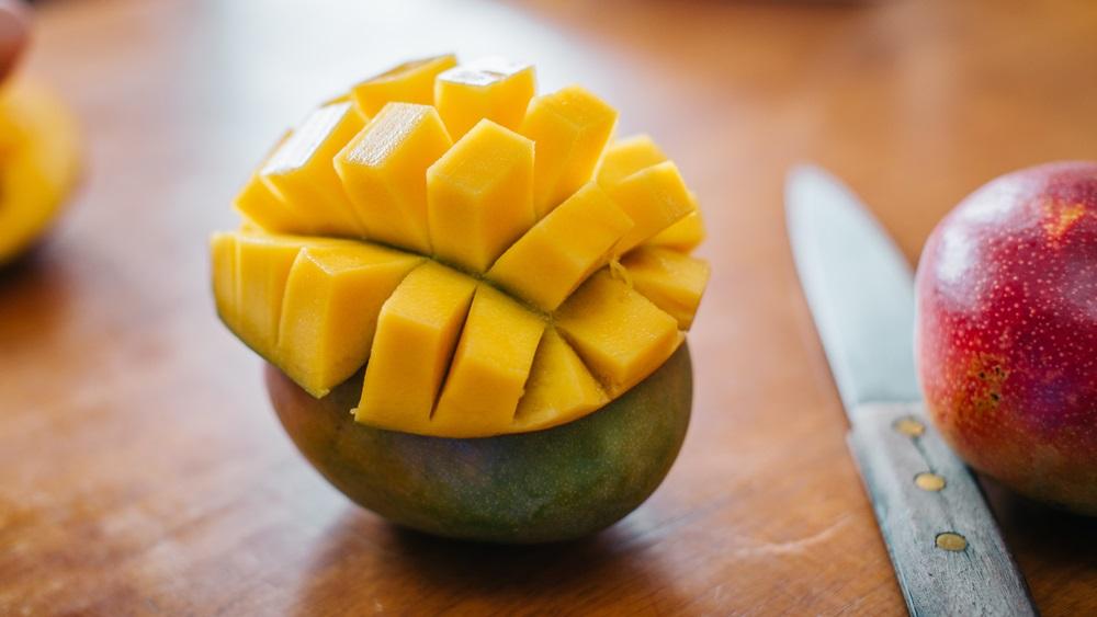 Jak se loupe mango