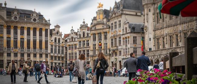 Jak se mluví v Belgii
