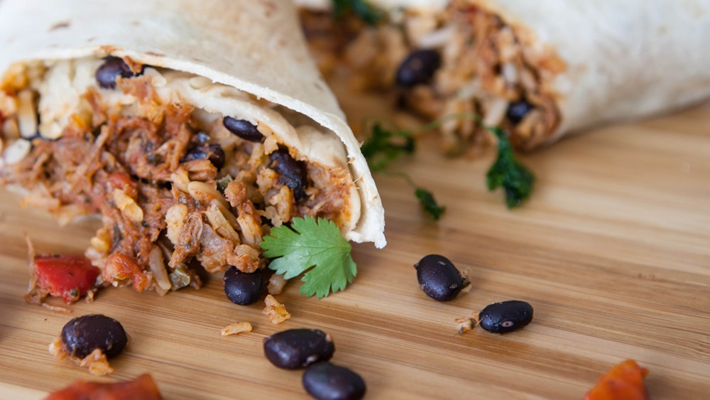 Jak se správně balí tortilla