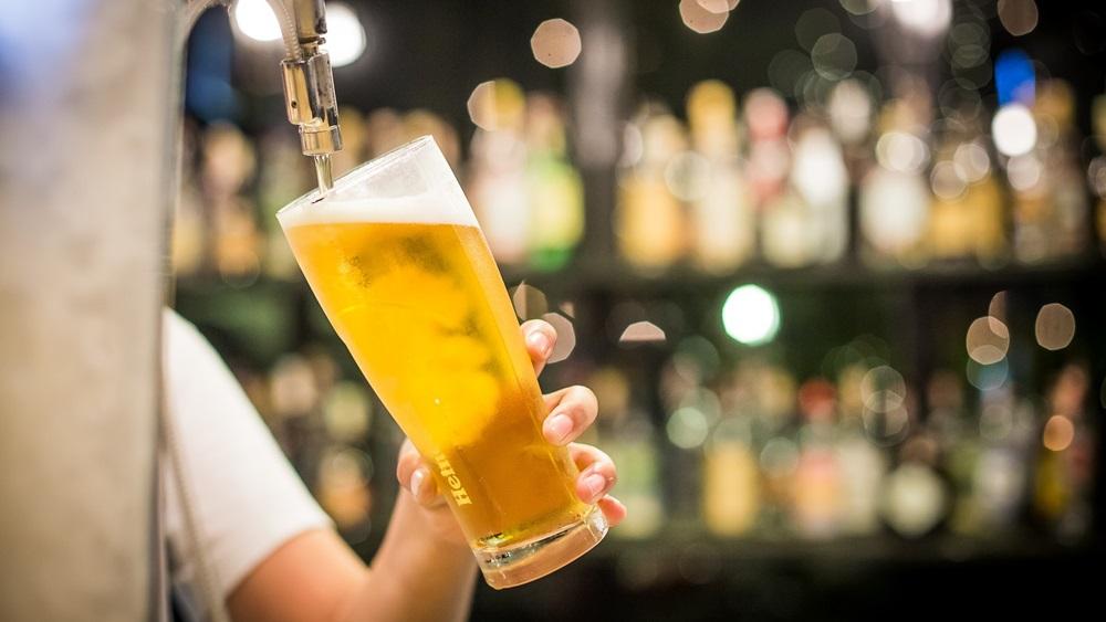 Jak se správně točí pivo