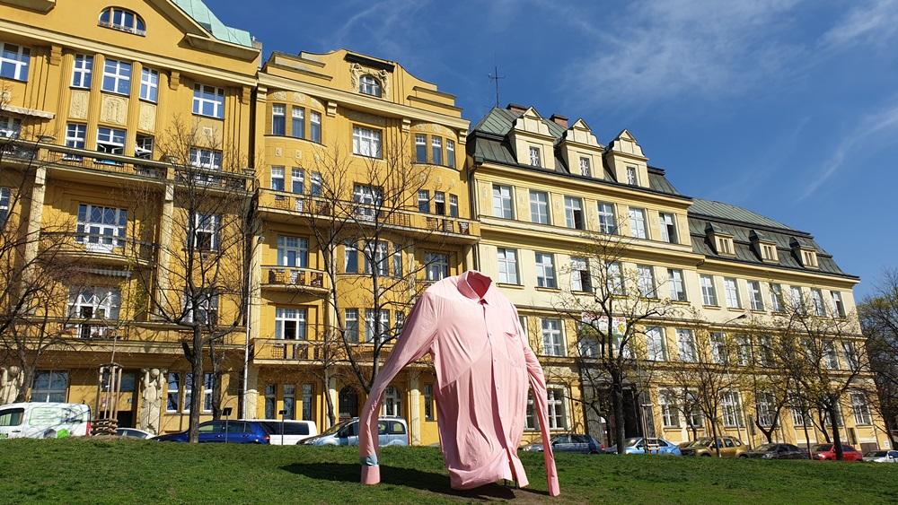 Jak sehnat byt v Praze