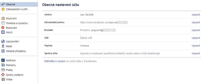 Jak si dočasně deaktivovat Facebook 2020