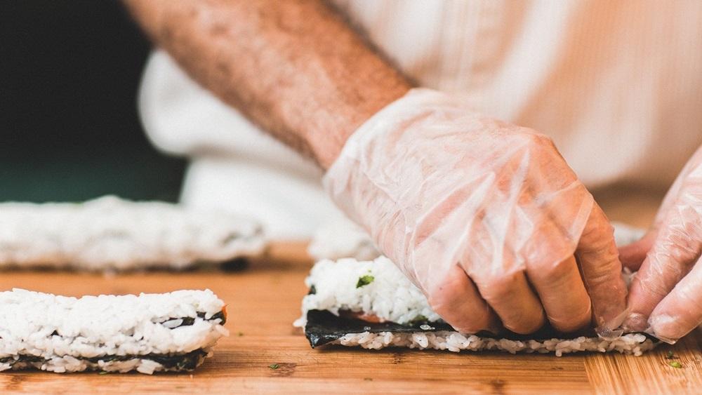 Jak udělat sushi