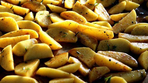 Jak uvařit americké brambory