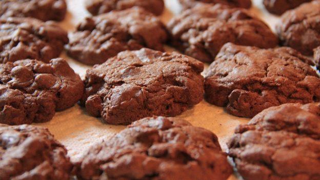 Jak upéct čokoládové sušenky