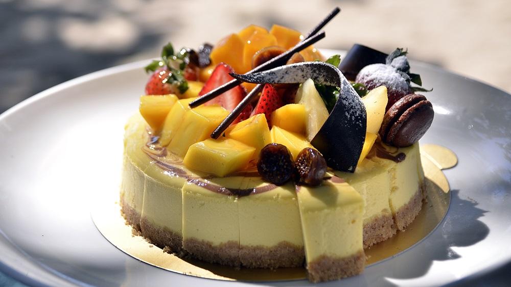 Jak upéct ovocný dort