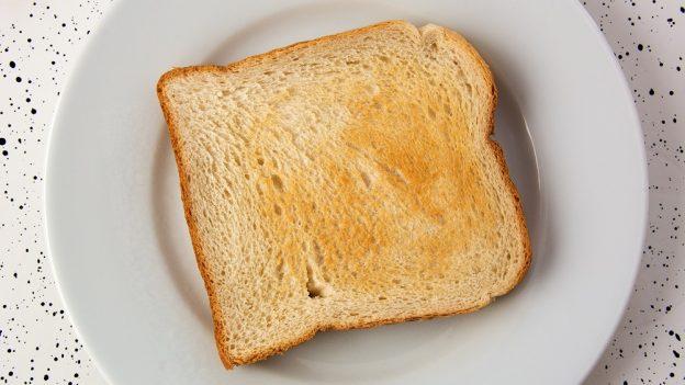 Jak upéct toustový chléb