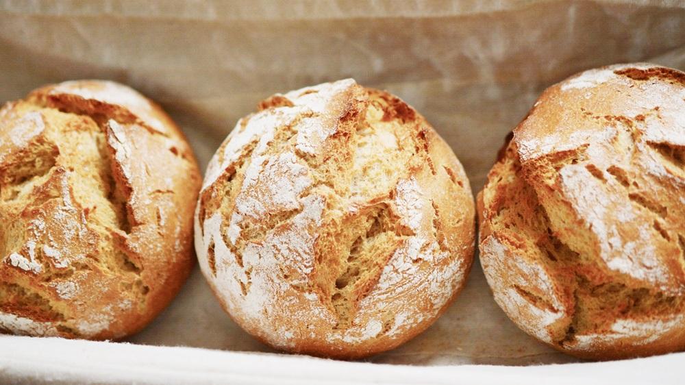 Jak upéct žitný chléb