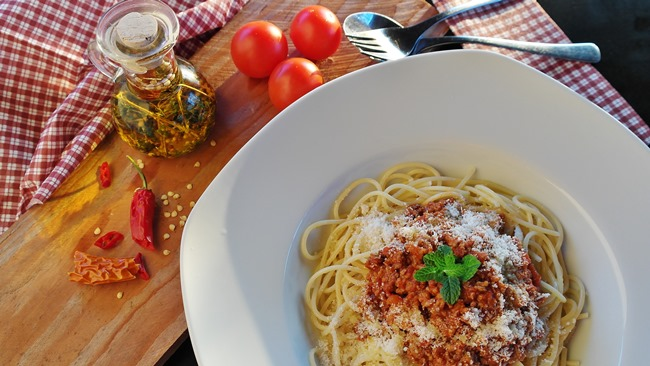 Jak uvařit boloňské špagety