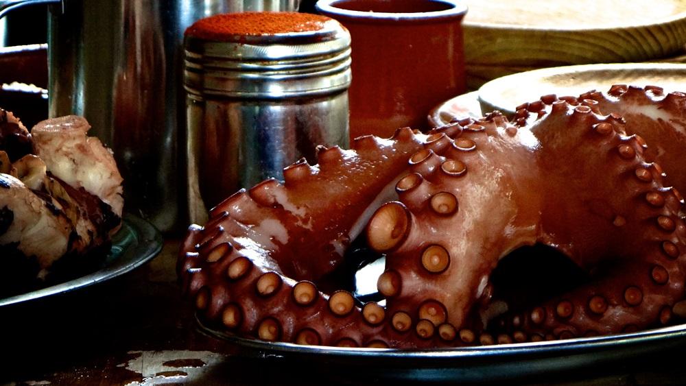 Jak uvařit chobotnici