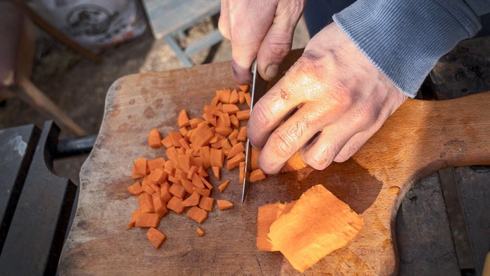 Jak uvařit dušenou mrkev