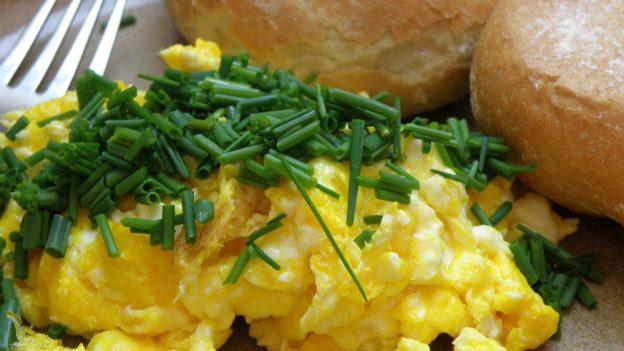 Jak uvařit míchaná vejce