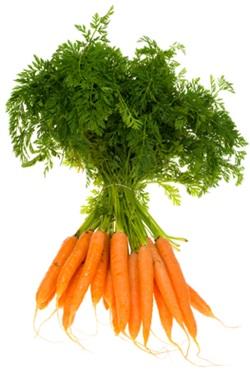 Jak uvařit mrkev