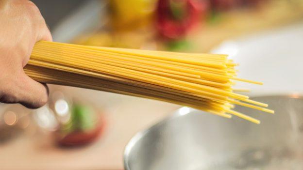 Jak uvařit špagety