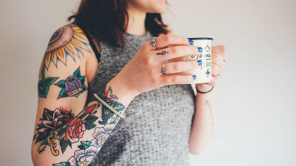 Jak vybrat motiv tetování