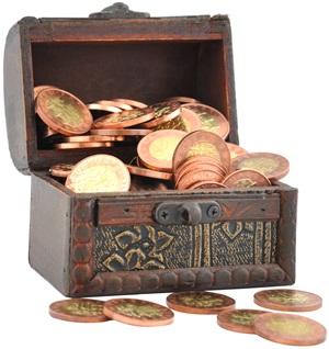 Jak vyčistit mince | copy; Dreamstime
