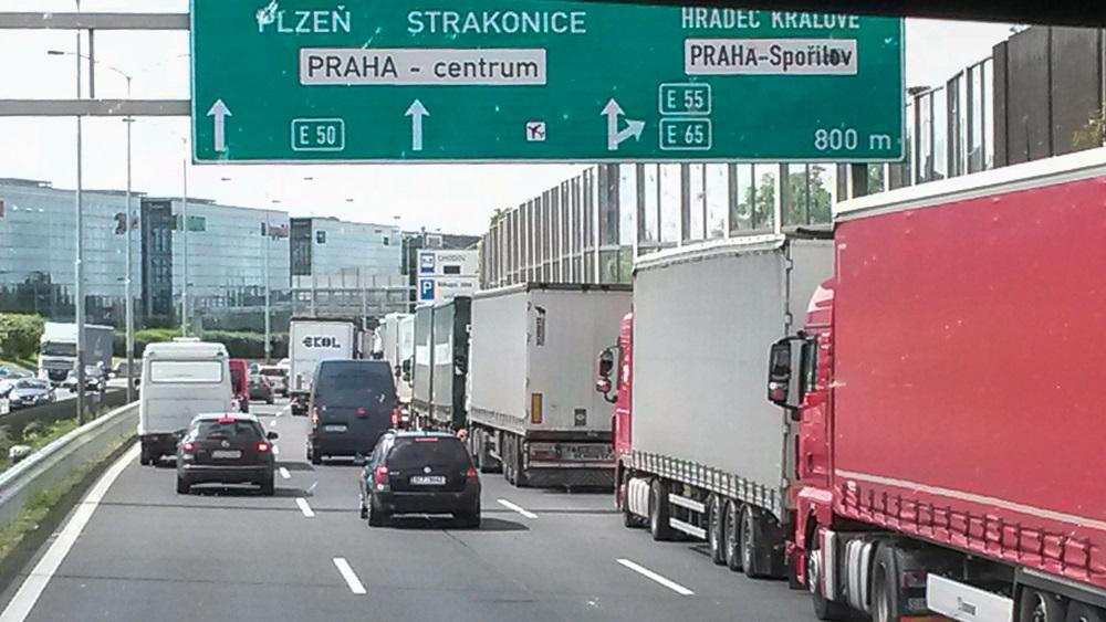 Jak vyměnit dálniční známku