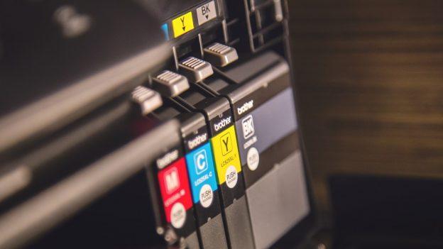 Jak vyměnit inkoust vtiskárně