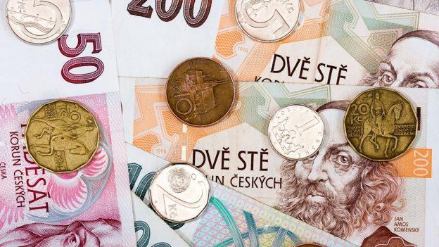 Jak vyměnit mince za bankovky