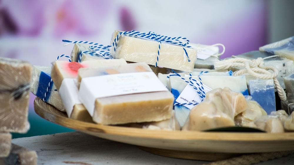 Jak vyrobit domácí mýdlo