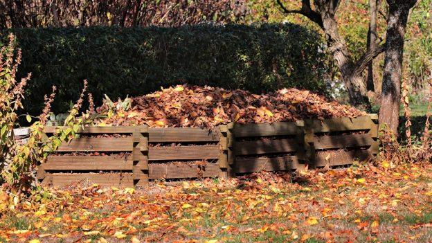 Jak vyrobit kompostér