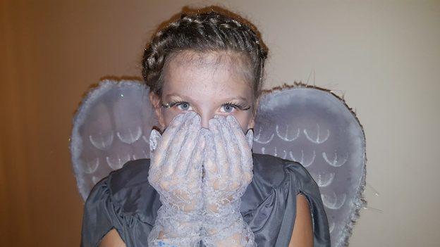 Jak vyrobit kostým anděla