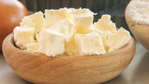 Jak vyrobit máslo