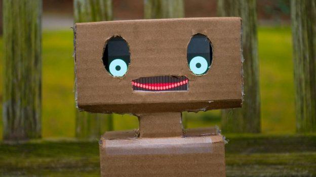 Jak vyrobit robota