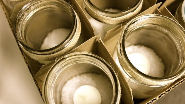 Jak vyrobit svíčku