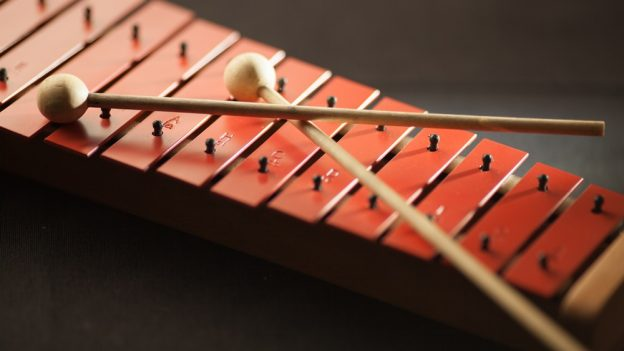 Jak vyrobit xylofon