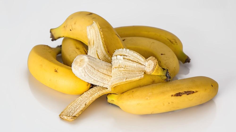 Jak využít banánové slupky