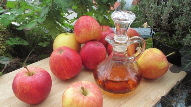Jak využít jablečný ocet