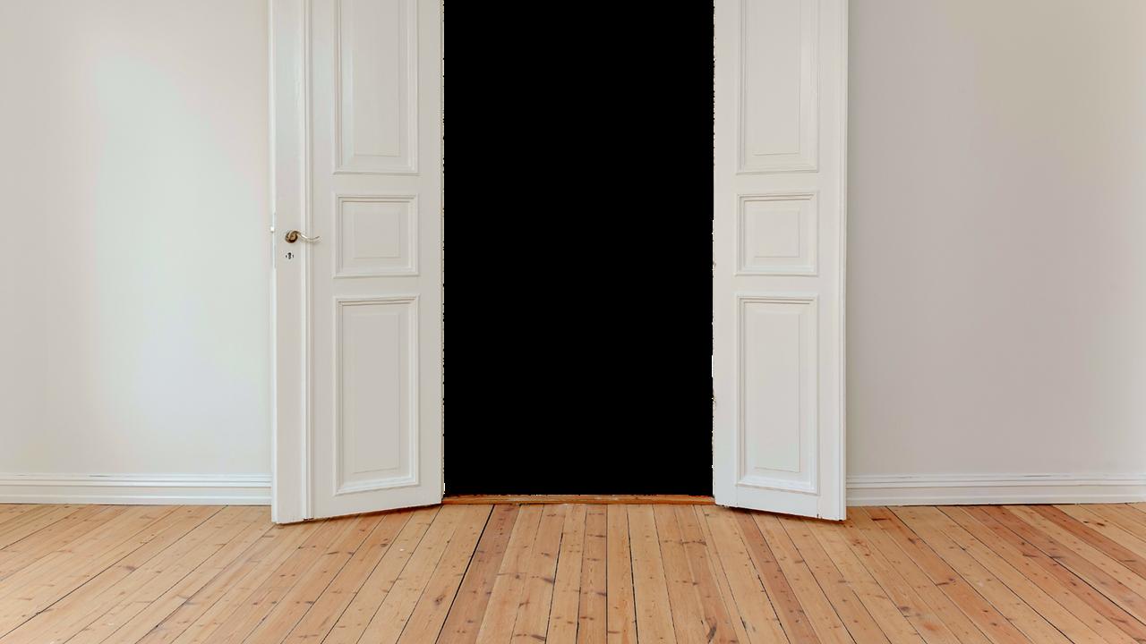 Jak využít prostor za dveřmi