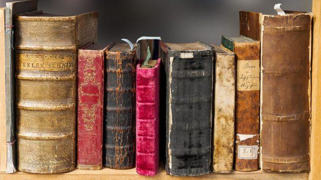 Jak využít staré knihy