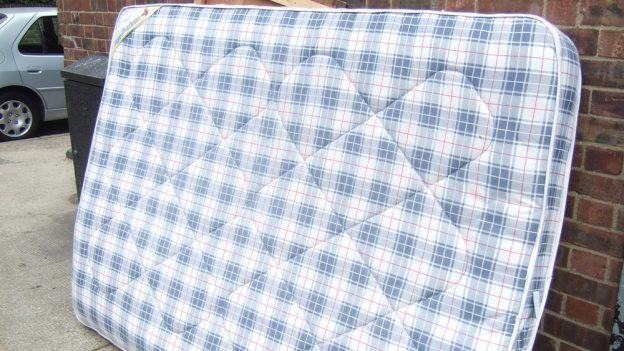 Jak využít staré matrace