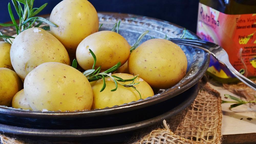 Jak využít vařené brambory