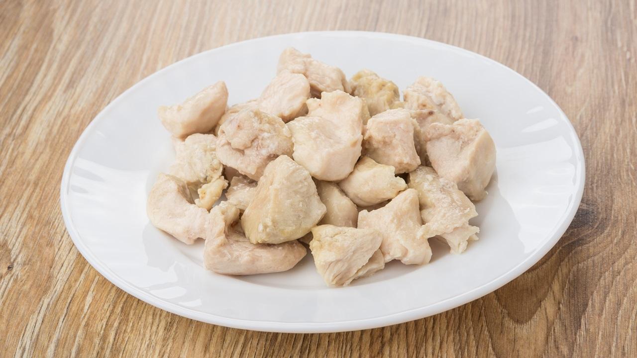 Jak využít vařené kuřecí maso