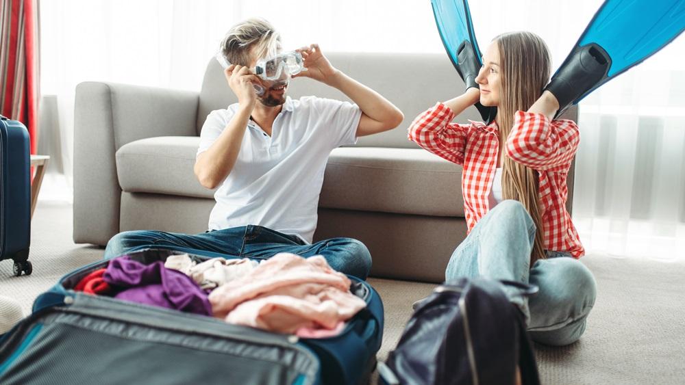 Jak zabalit kufr