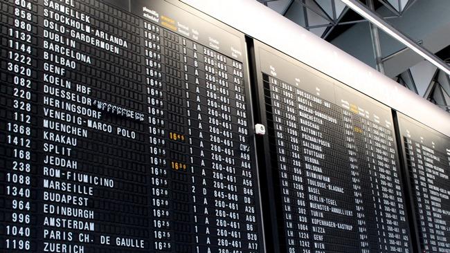 Jak zjistit číslo letu