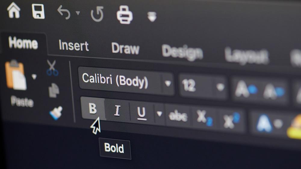 Jak zjistit font písma