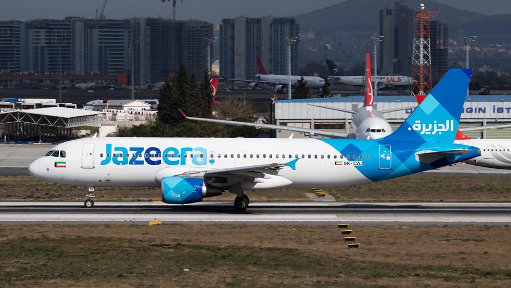 Jazeera Airways   © Jozsef Soos   Dreamstime.com