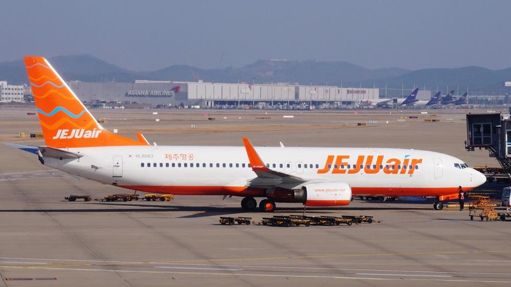 Jeju Air | © Eq Roy | Dreamstime.com