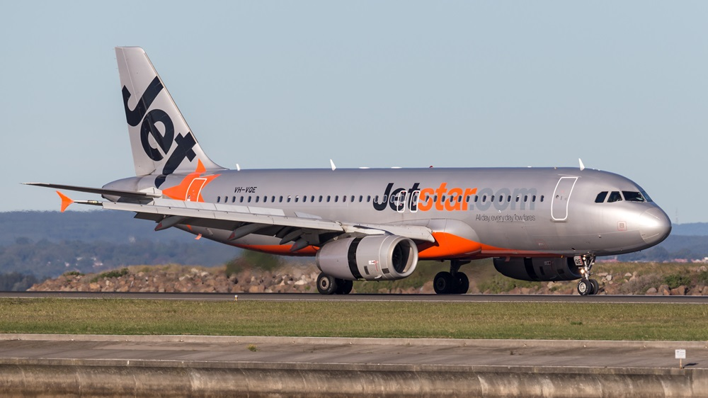 Jetstar Airways | © Ryan Fletcher | Dreamstime.com