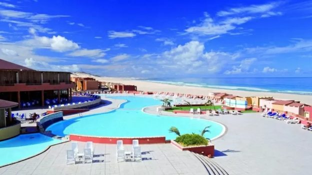 Kapverdské ostrovy zPrahy na 8dní za 14890Kč (All Inclusive, 4,5* hotel)
