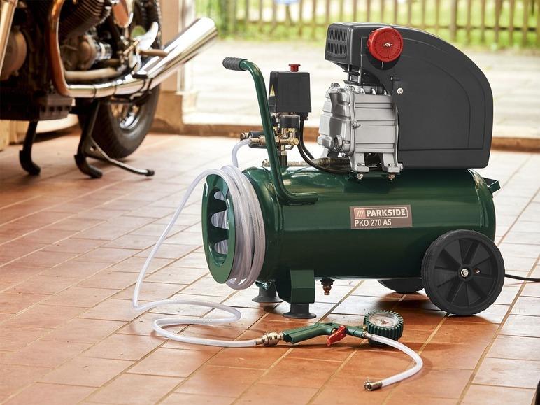 Kompresor Parkside PKO 270 A5