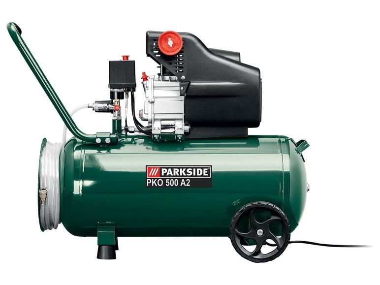 Kompresor Parkside PKO 500 A2