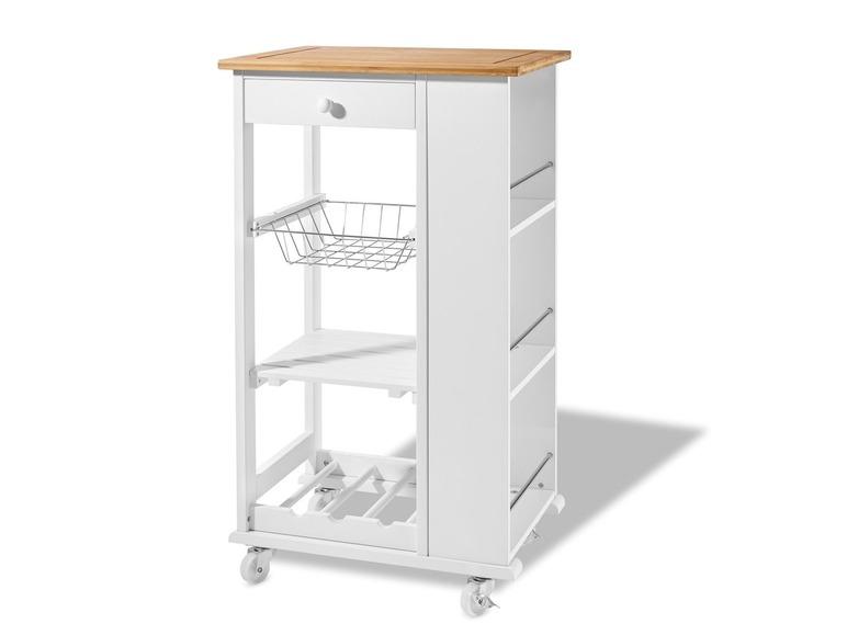 Kuchyňský servírovací vozík LivarnoLiving