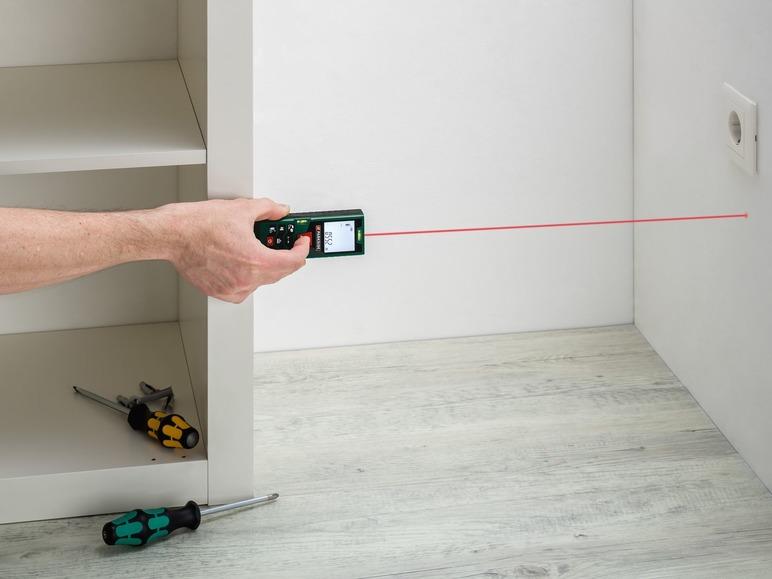 Laserový měřič vzdálenosti Parkside PLEM 50 A1